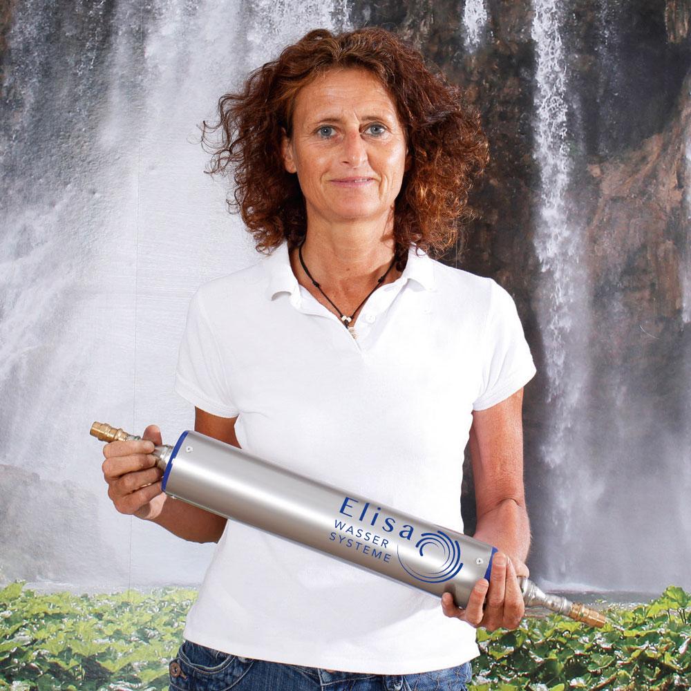 Elisabeth Bader Wasserforschung