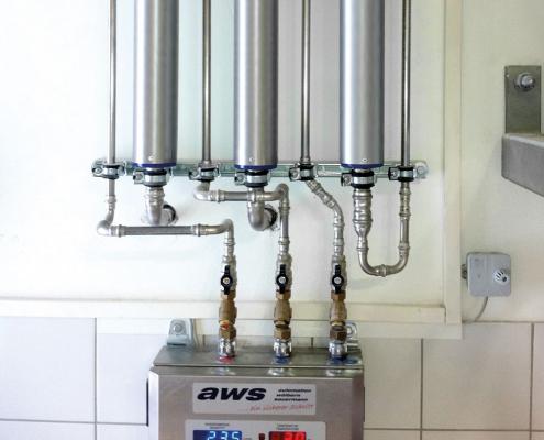 GWA 35/7 Wassersystem Bäckerei